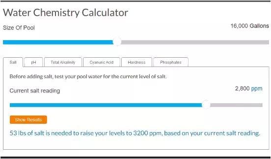 Cara Menghitung Tingkat Kadar Garam Dalam Kolam-1