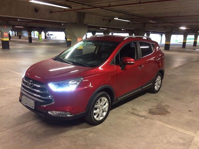 Novo JAC T5 2016: SUV para usar no dia-à-dia