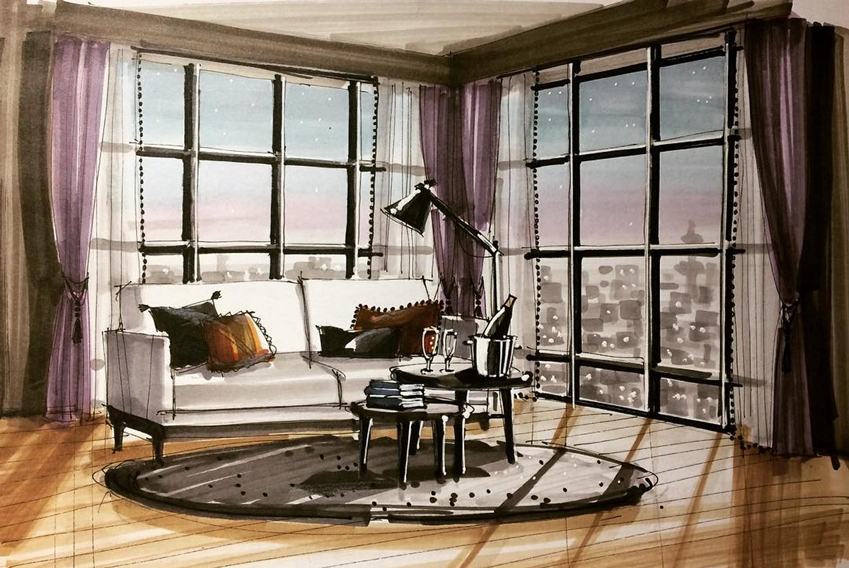 02-Miyacyan-Inspiring-Interior-Design-Drawings-Ideas-www-designstack-co