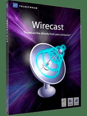 Telestream Wirecast Pro Box Imagen