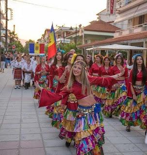 4ο Διεθνές Φεστιβάλ Παράδοσης Δήμου Κατερίνης