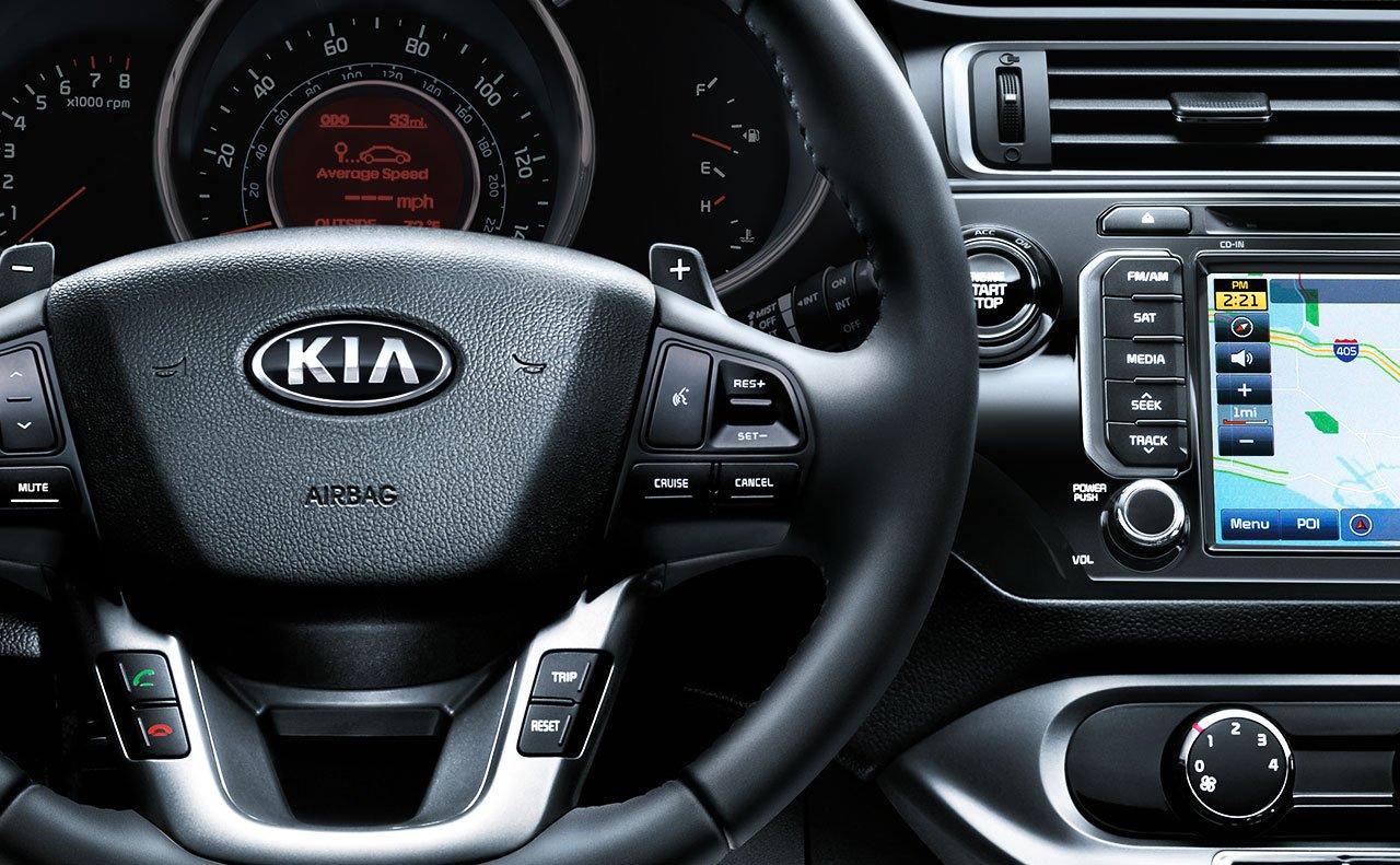 Đánh giá xe Kia Rio 2016 - Chiếc xe cỡ nhỏ đáng mơ ước
