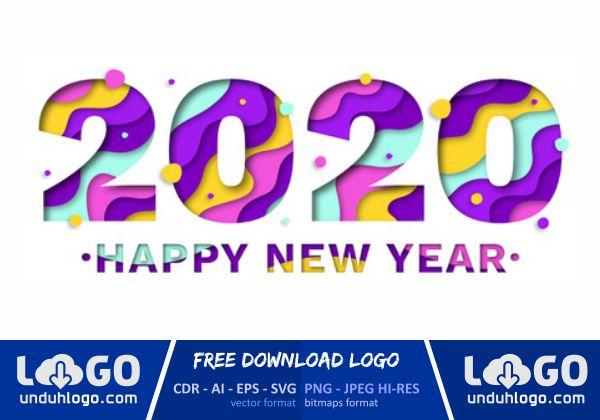 Logo Tahun Baru 2020