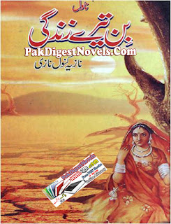 Bin Tere Zindagi Novel By Nazia Kanwal Naazi Pdf Free Download