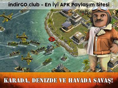 battle islands hile apk