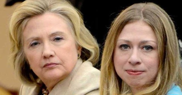 Clinton Foundation Ordered To Cease Operations – Chelsea Charged With Fraud!