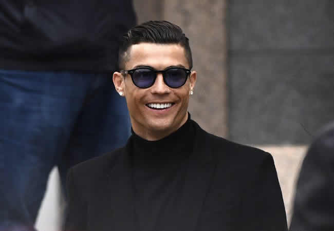 JUST IN: Forbes name Cristiano Ronaldo as the  first billionaire footballer