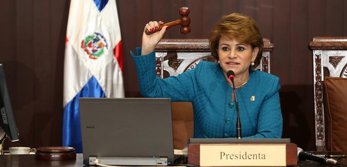 Audio: Lucía Medina motiva a apoyar la reelección para no perder los cargos en el Estado