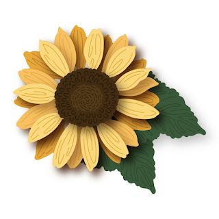 Lovely Layers: Sunflower Dies