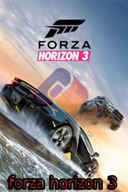 تحميل لعبة forza horizon 3 للكمبيوتر