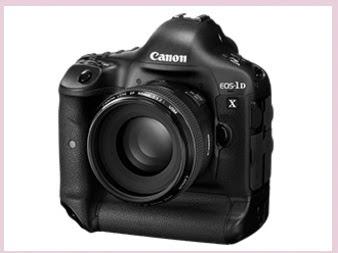 Kamera DLSR Canon EOS 1D X