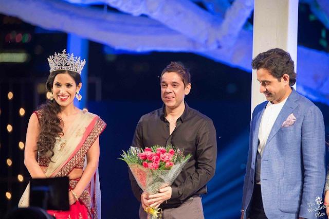 Priyanka Khurana Goyal, Sanjeev Bijli and Aakash Ohri