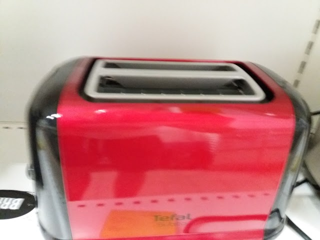 Tefal Subito 3 Red Wine TT260D12 toaster - my review
