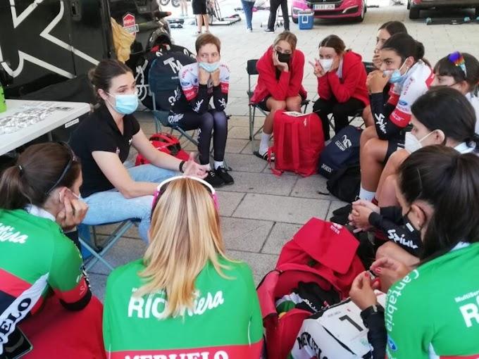 El Club Ciclista Meruelo completa la mejor Copa de España de su historia
