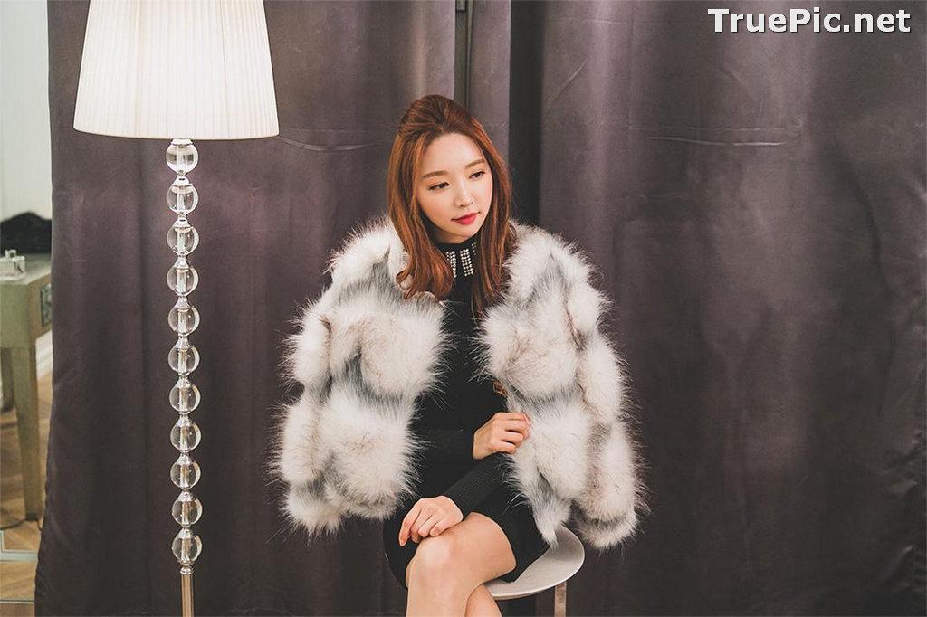 Image Korean Beautiful Model – Park Soo Yeon – Fashion Photography #12 - TruePic.net - Picture-55