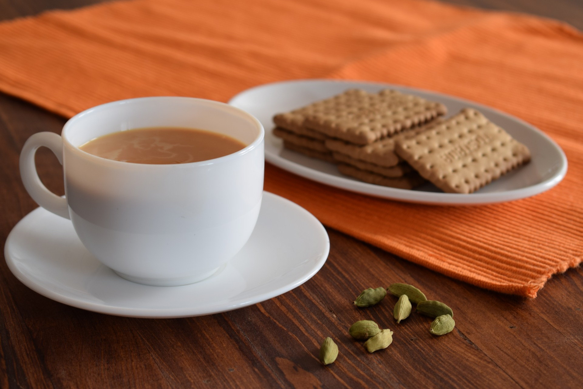 Do you drink tea on an empty stomach in the morning?