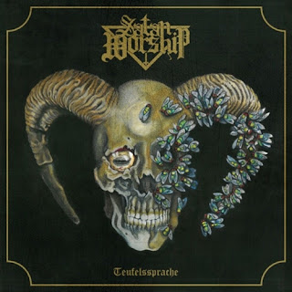 "Satan Worship - ""Teufelssprache"" - 2019, Blackened Thrash / Speed Metal"