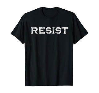 Mens Resist Tee shirt