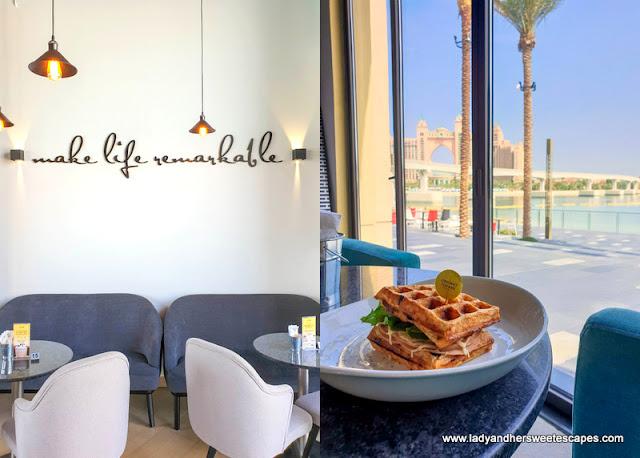 Breakfast at The Pointe Dubai