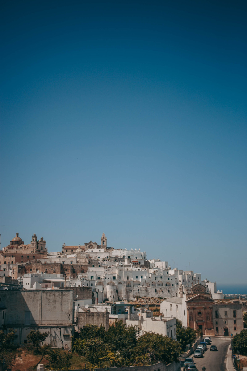 Puglia travel guide: Ostuni