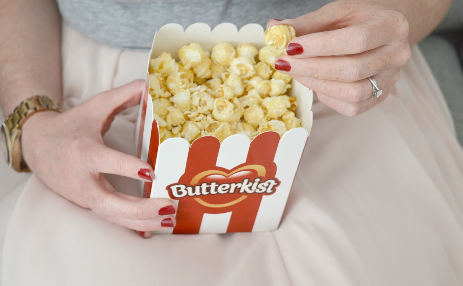 My Happy Places with Butterkist Popcorn