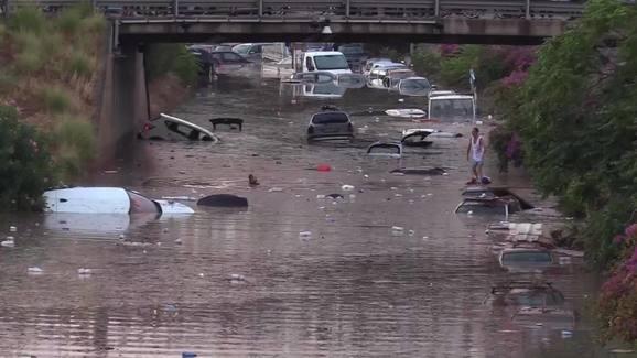 Belum Pulih Dari Covid-19, Kota Wuhan China Malah Diterjang Banjir