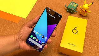 TECH REVIEW: realme 6 - A New Level of Gaming Experience