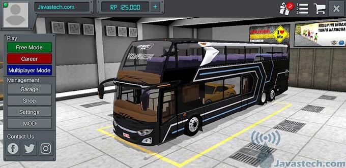 MOD BUSSID: Bus + Livery Terbaru GRATIS September 2019