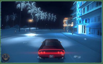 Grand Theft Auto: Vice City GAME MOD Winter Mod v.3.0