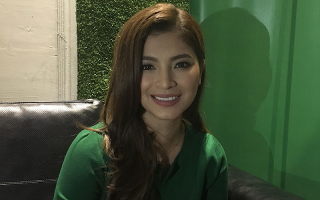Angel Locsin Was Caught Doing THIS During It's Showtime's Commercial Break!
