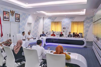 Ngamen Event, Bupati Arifin Ajak Perbankan Adopsi 100 Festival