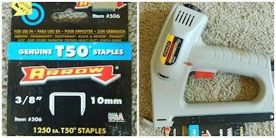 Staples and Staple gun