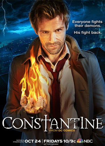 Assistir Série Constantine – Todas as Temporadas