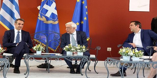 Τι θα κάνουν άραγε ο Πρωθυπουργός και οι πολιτικοί αρχηγοί αν η Τουρκία στείλει πλοίο στην Κρήτη;