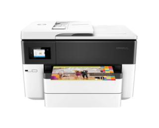 HP OfficeJet Pro 7740 Printer Drivers Download
