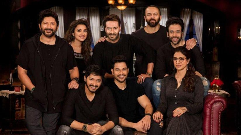Shooting for 'Golmaal Again' Film Wrapped Up