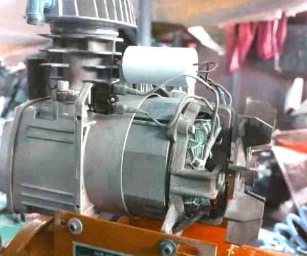 cara+mengganti+bearing+kompresor+angin