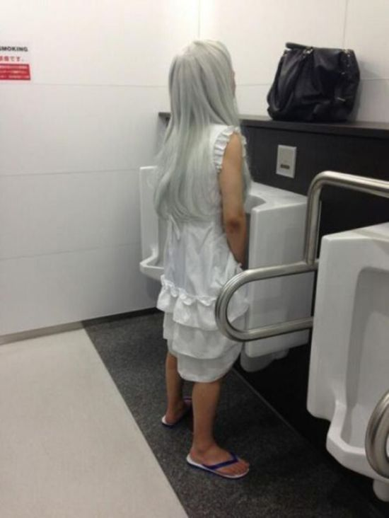 25+ Of The Weird People Photos You Can Find On The Internet