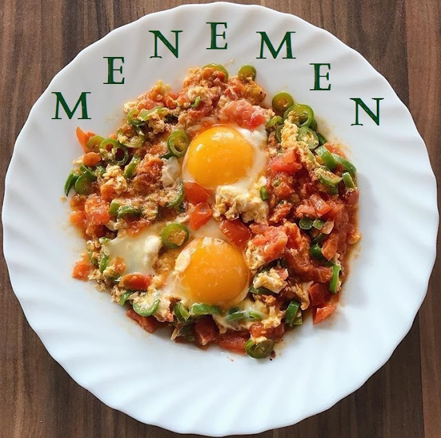 Recette Turque Le Menemen Du Petit Dejeuner Turc