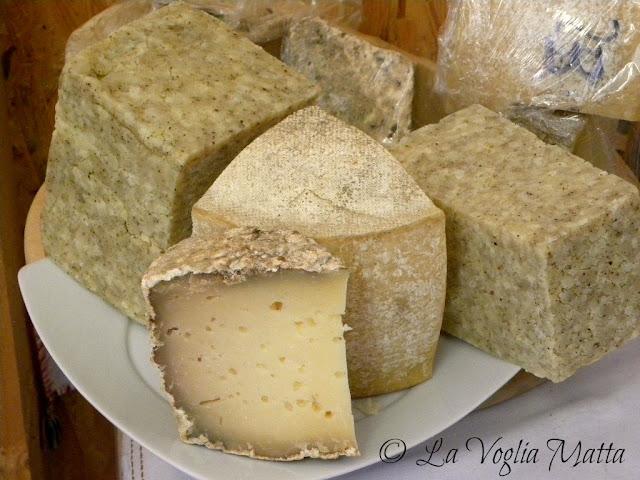 formaggi di Dario Zidarich