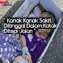 Tergamak....Kanak 2 Tahun  Mengalami Pendarahan Otak Ditinggal Dalam Kotak Di Tepi Jalan Ampang
