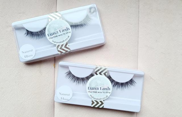 Luna Lashes UK review Lashify dupe alternative