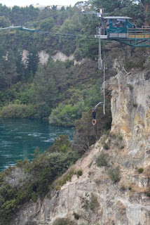 bungy jumnping