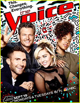 The Voice season 11 2016 NBC VPN USA