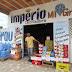 """""""Império Mil Grau""""  a sua distribuidora de bebidas na Raposa"""
