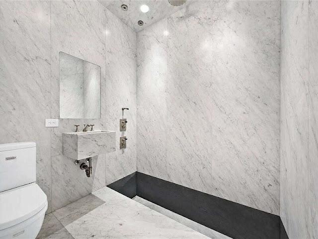 Đá marble ốp nhà tắm