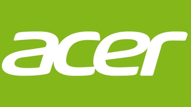 Acer India Logo.