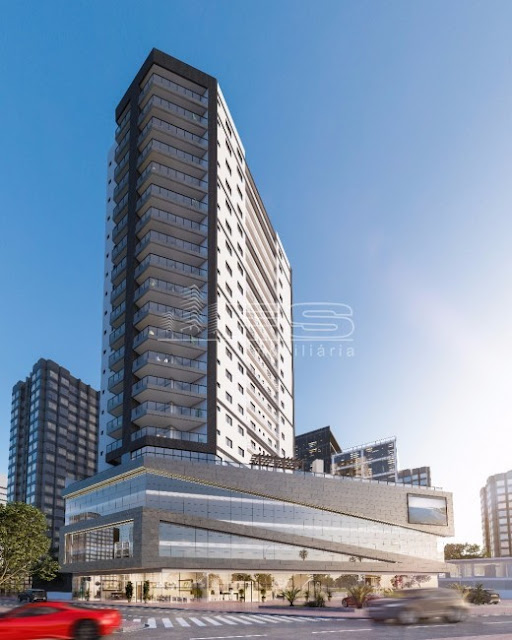 V1785 - Zurich Residence - Apartamento 3 suítes - 250 m do mar - Meia Praia - Itapema/SC