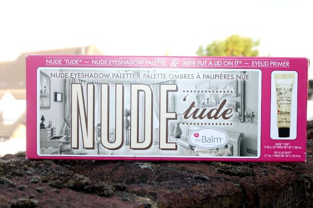 theBalm Nude 'Tude Eyeshadow Palette - Naughty