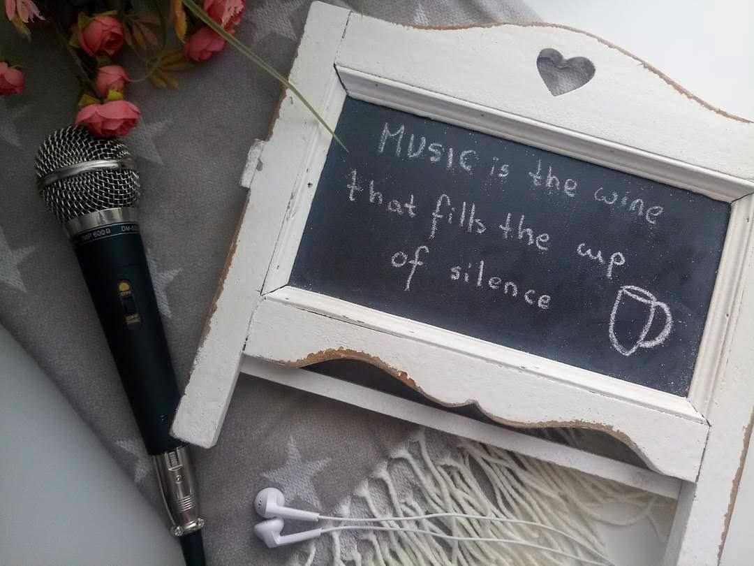 Rola muzyki w moim życiu